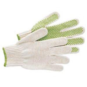 (業務用100セット) 勝星産業 すべり止め付ペットハンズ厚手手袋 ×100セット