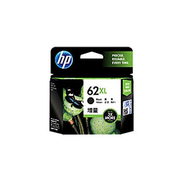 (業務用5セット) 【純正品】 HP インクカートリッジ/トナーカートリッジ 【C2P05AA HP62XL BK ブラック】 増【送料無料】