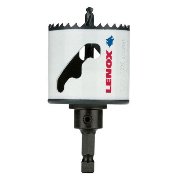 LENOX(レノックス) 5121053 バイメタル軸付ホールソー 127MM