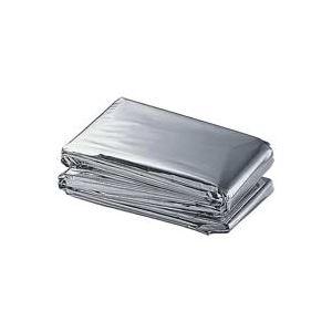 (業務用100セット) 角利産業 サバイバルシート(防寒・保温シート)4062 ×100セット