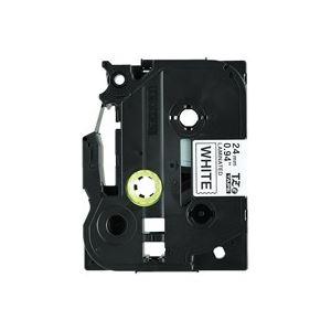 (業務用30セット) ブラザー工業 文字テープ TZe-251白に黒文字 24mm ×30セット