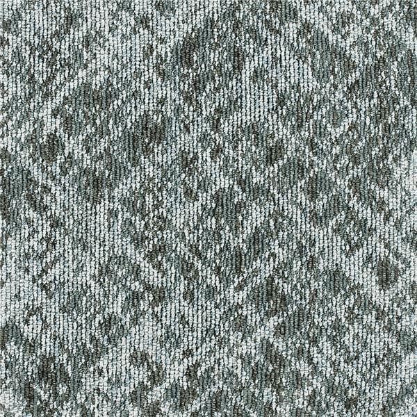 業務用 タイルカーペット 【ID-1221 50cm×50cm 16枚セット】 日本製 防炎 制電効果 スミノエ 『ECOS』【代引不可】