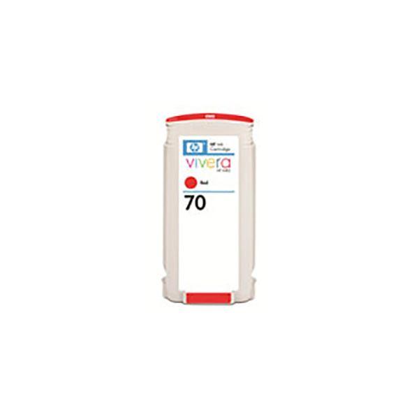 【純正品】 HP インクカートリッジ 【C9456A HP70 レッド】