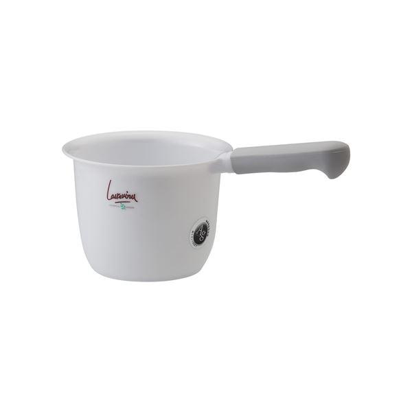 【30セット】リス AGラスレウ゛ィーヌ 手桶 プラチナホワイト【代引不可】