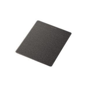 PC/パソコンアクセサリー マウスパッド 事務用品 まとめ (業務用50セット) エレコム ELECOM マウスパッド MP-108BK ブラック ×50セット