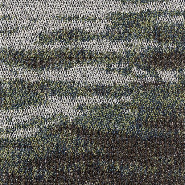 業務用 タイルカーペット 【ID-4302 50cm×50cm 16枚セット】 日本製 防炎 制電効果 スミノエ 『ECOS』【代引不可】