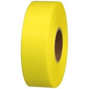 (業務用10セット) ジョインテックス カラーリボン黄 24mm*25m 10個 B824J-YL10 ×10セット