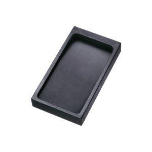 (業務用30セット) 呉竹 硯 本石角上 HA207-45 ×30セット