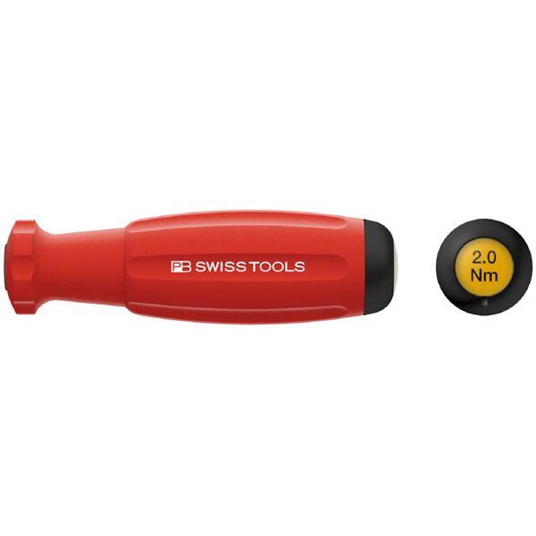 PB SWISS TOOLS 8314A-2.0 メカトルク(トルクドライバー) プリセット