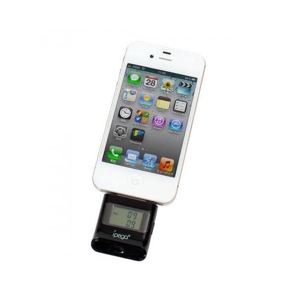(まとめ)サンコー iPhone4用アルコールチェッカー RAMA12G28【×3セット】