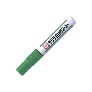 (業務用300セット) サクラクレパス ホワイトボードマーカー WBK#29 中字 緑 ×300セット