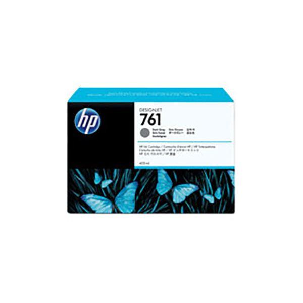 【純正品】 HP インクカートリッジ 【CM996A HP761 ダークグレ】