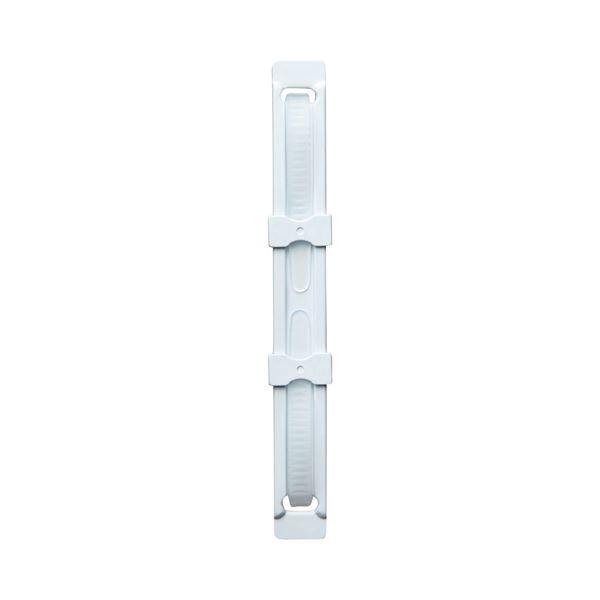 (まとめ) スガタ プラとじ ミニ 足間隔80mm 長さ36mm 約150枚収容 IRFM50 1パック(50本) 【×10セット】