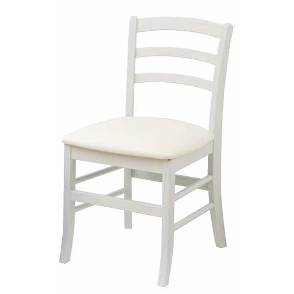 ダイニングチェア ine reno chair(vary) ホワイト 【完成品】【代引不可】