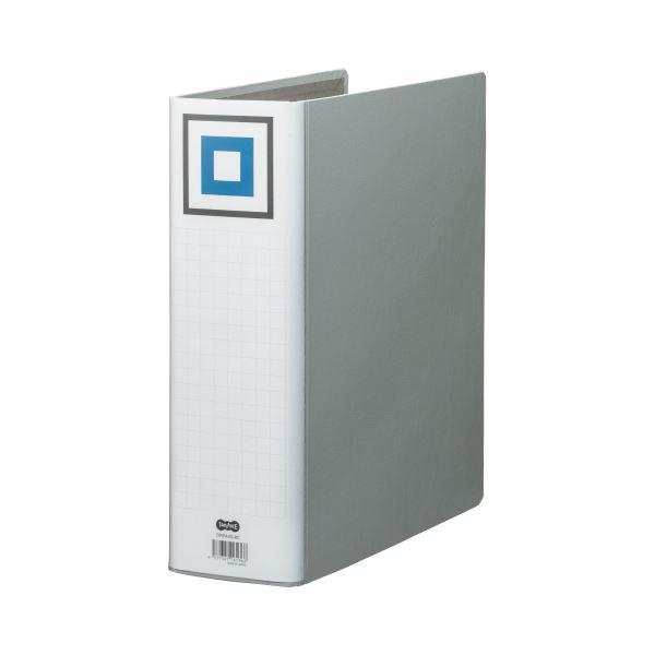 パイプ式ファイル 新発売 両開き まとめ TANOSEE 両開きパイプ式ファイルV A4タテ 超人気 ×30セット 1冊 シルバー 背幅95mm 800枚収容