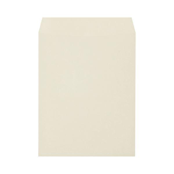 (まとめ) キングコーポレーション ソフトカラー封筒 角3 100g/m2 グレー K3S100G 1パック(100枚) 【×10セット】