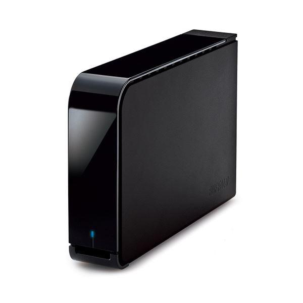 バッファロー ハードウェア暗号機能搭載USB3.0用 外付けHDD 2TB HD-LX2.0U3D 1台