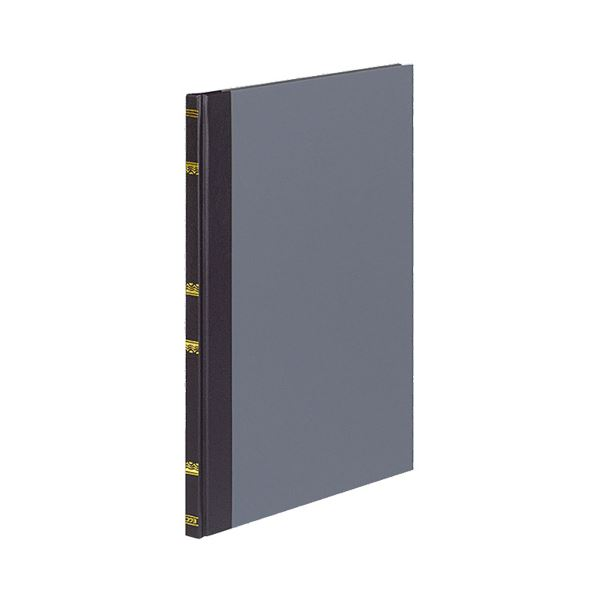 (まとめ) コクヨ 帳簿 補助帳 B5 30行 100頁 チ-106 1冊 【×10セット】