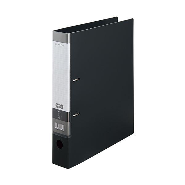 充実機能の丈夫なファイル まとめ TANOSEE DリングファイルA4タテ SALENEW大人気! 2穴 メーカー公式 ダークグレー 350枚収容 ×30セット 背幅53mm 1冊