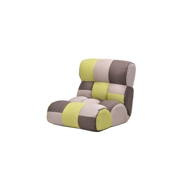 ソファー座椅子/フロアチェア 【FOREST フォレスト】 ワイドタイプ 41段階リクライニング 『ピグレットJr』