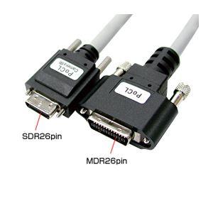 Camera Link 規格対応 カメラリンクPoCLケーブル カメラリンクPoCL細径ケーブル サンワサプライ 売却 KB-CAMPO-03 ハイクオリティ
