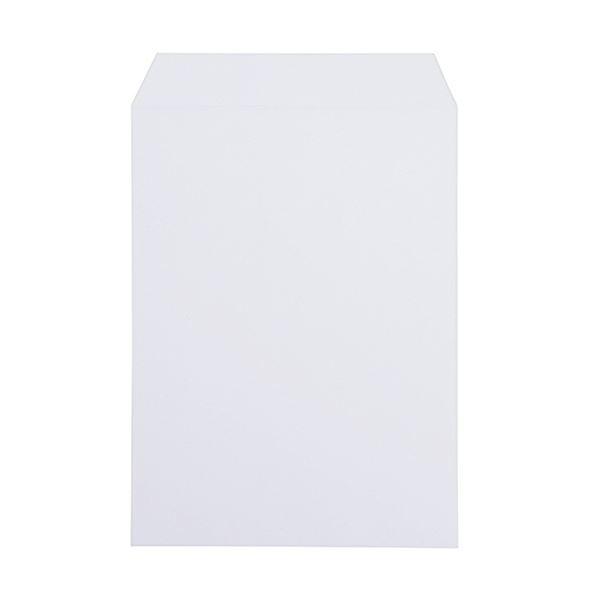 (まとめ)寿堂 プリンター専用封筒 角6ワイド104.7g/m2 ホワイト 31782 1セット(500枚:50枚×10パック)【×3セット】