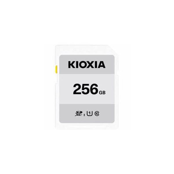 SDカード EXERIA BASIC 在庫限り 評価 256GB KSDER45N256G 送料無料 KIOXIA