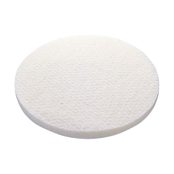 山崎産業 コンドル(ポリシャー用パッド)51ラインフロアパッド13白(磨き用) E-17-13-W 1パック(5枚)