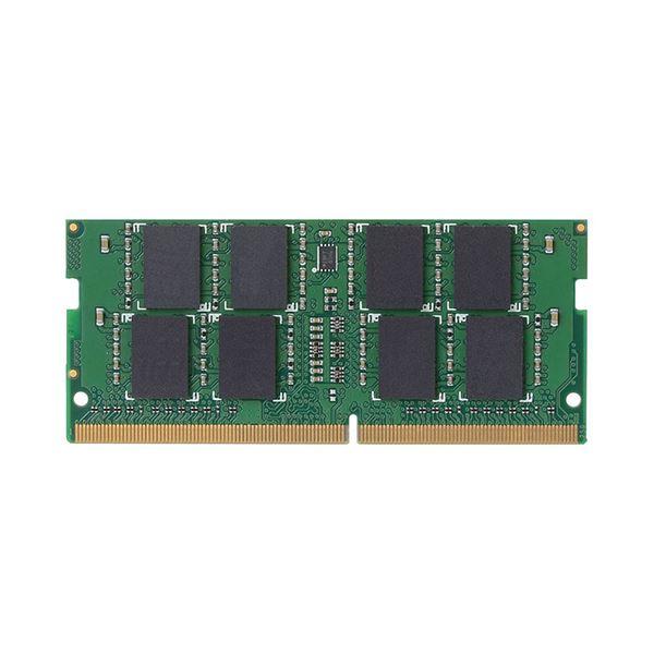 エレコムRoHS対応DDR4メモリモジュール 8GB EW2133-N8G/RO 1個