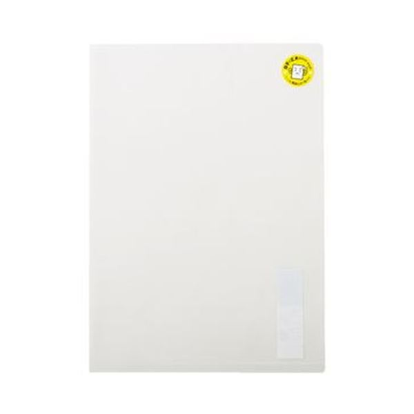 (まとめ)コクヨ クリヤーホルダーストロングタイプ A4 透明 フ-TS750T 1セット(5枚)【×20セット】