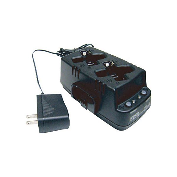 アルインコ ツイン充電器セットEDC186A 1個
