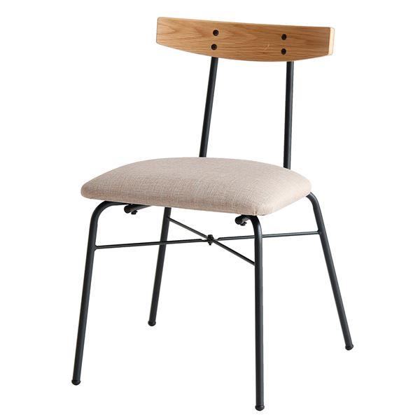 ダイニングチェア anthem Chair(adap) ナチュラル 【組立品】【代引不可】