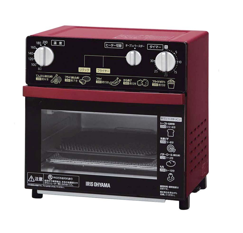 ノンフライ熱風オーブン FVH-D3A-R(代引不可)