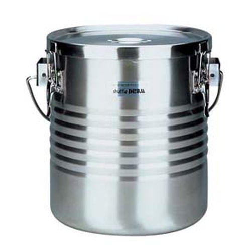サーモス 18-8真空断熱容器(シャトルドラム) 吊付 JIK-S08 ADV01008