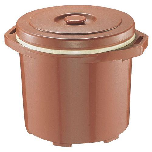 台和 プラスチック保温食缶ごはん用 DF-R1(大) DHO01001【送料無料】