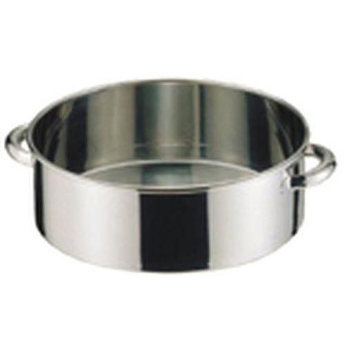 遠藤商事 SA18-8手付洗桶 48cm AAL04048