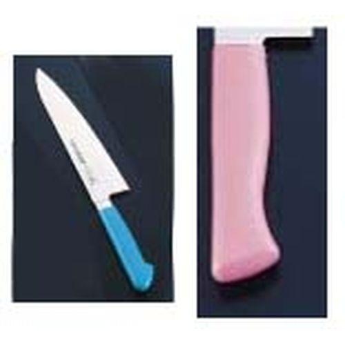 ハセガワ 抗菌カラー包丁 牛刀 27cm MGK-270 ピンク AKL0927PI