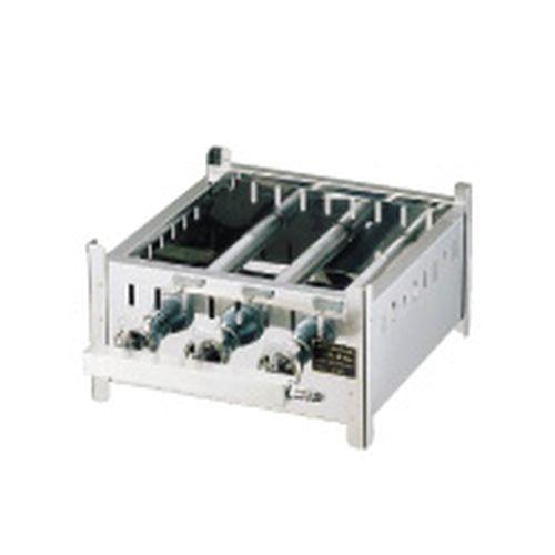 遠藤商事 SA18-0業務用角蒸器専用ガス台 39cm用 LPガス AMS6710