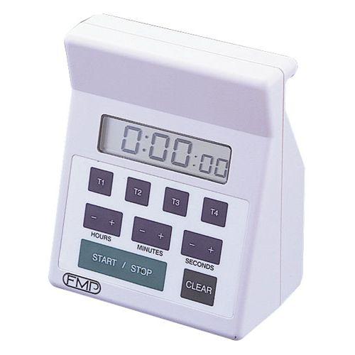 トランスゲイト 4chデジタルキッチンタイマー 151-7500 BTI40