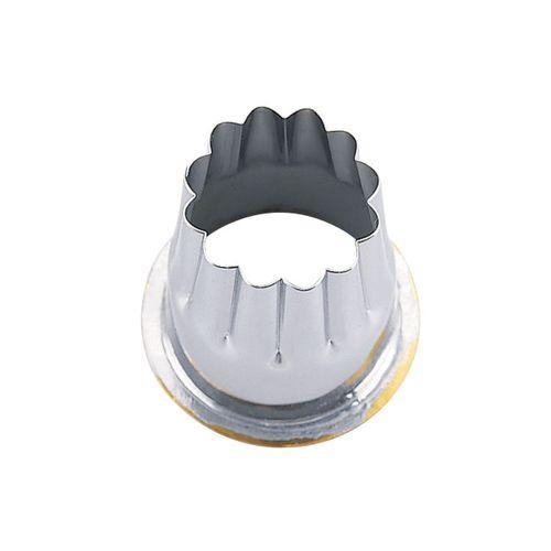 遠藤商事 18-8穴クリ芯抜型 外仕上げ用 菊 50mm用 BNKD807