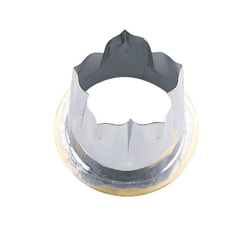 遠藤商事 18-8穴クリ芯抜型 外仕上げ用 桔梗 50mm用 BNKD907