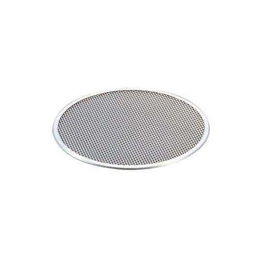 ヒキモト アルミピザ焼網 12インチ用 WPZ02012  ヒキモト アルミピザ焼網 12インチ用 WPZ02012