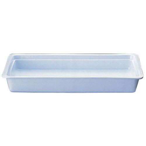 ロイヤル 陶器製 角ガストロノームパン PB625-11 1/1 ホワイト NGS011