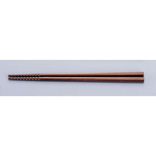 AKEBONO(アケボノ) トルネード箸 PM-105 21cm 茶 RHSP805