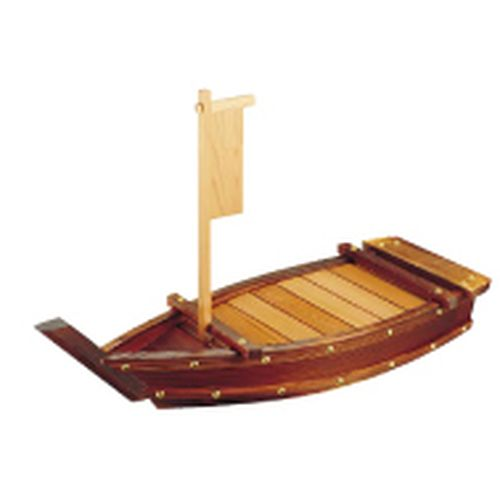雅うるし工芸 ネズコ 大漁舟 2.5尺 QTI03025