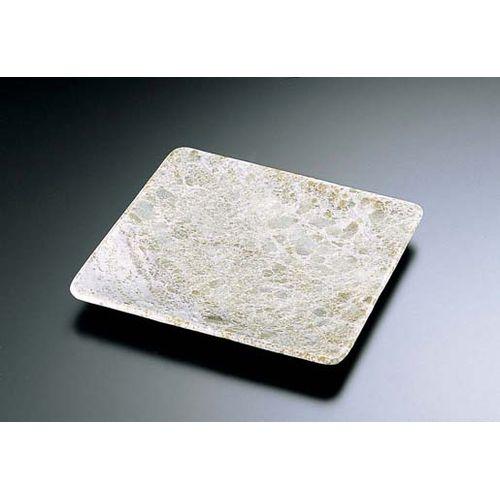 TKG 石器 正角皿 YSSJ-014 22cm RIS1502【送料無料】