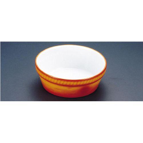 シェーンバルド 丸オーブンディッシュ 茶 3011-24B RKY18024【送料無料】