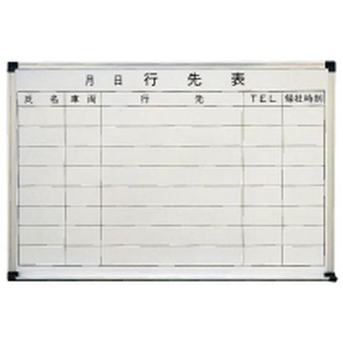 トーギ 壁掛用ホーローホワイト 行先表 HA609 XHW01609【送料無料】
