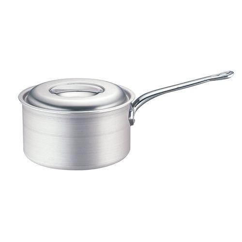 TKG IHアルミ 深型片手鍋(目盛付) 30cm AKTF605【送料無料】
