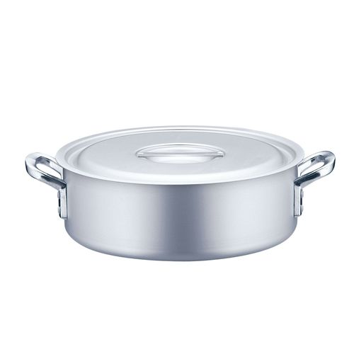 TKG アルミニウム 外輪鍋 42cm ASTM208【送料無料】